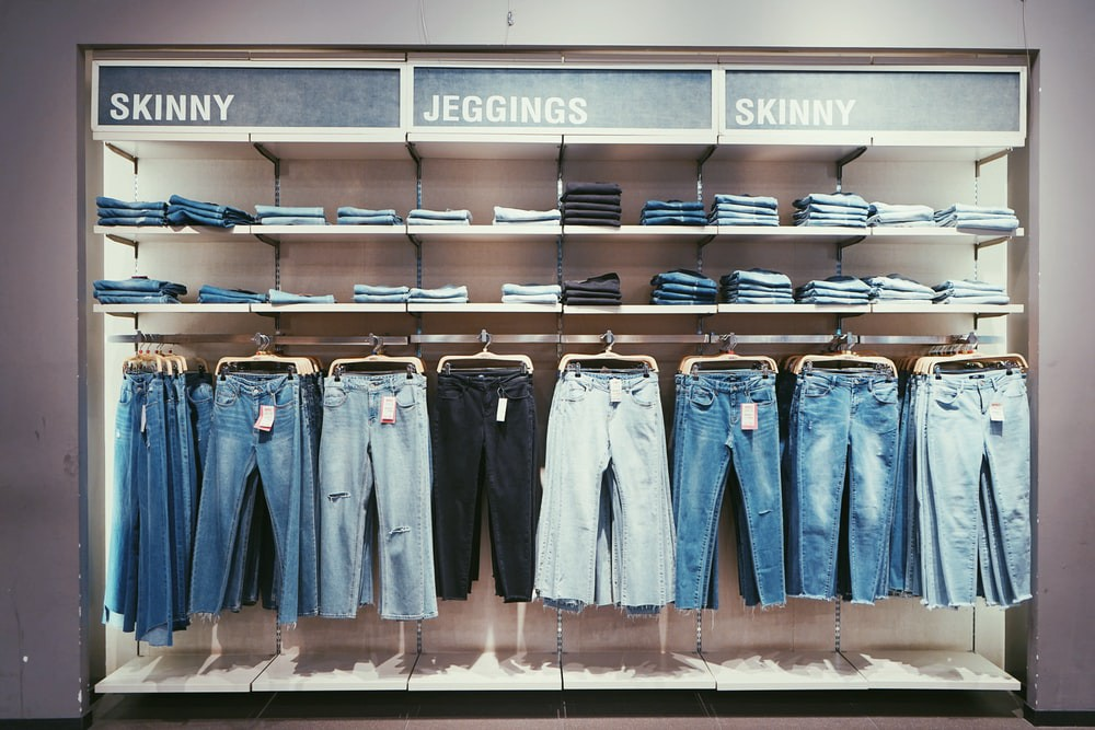 The story of 'jeans'…