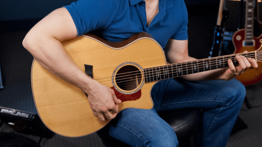 Looking For Beginner Guide To Learn Guitar Chords Practice Basic