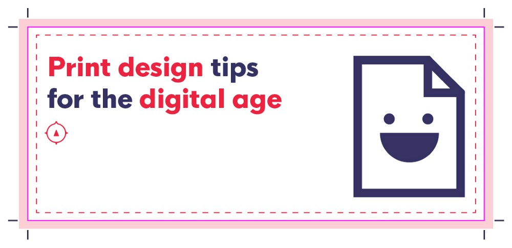 Print Design Tips for the Digital age