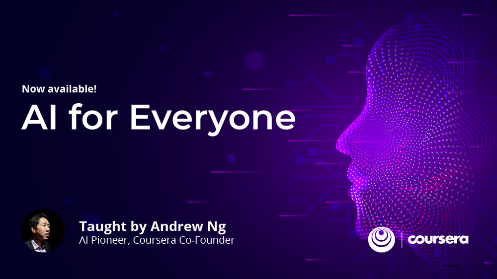 """Sharing: Take """"AI for Everyone"""" Course Or Not? — A Course By"""