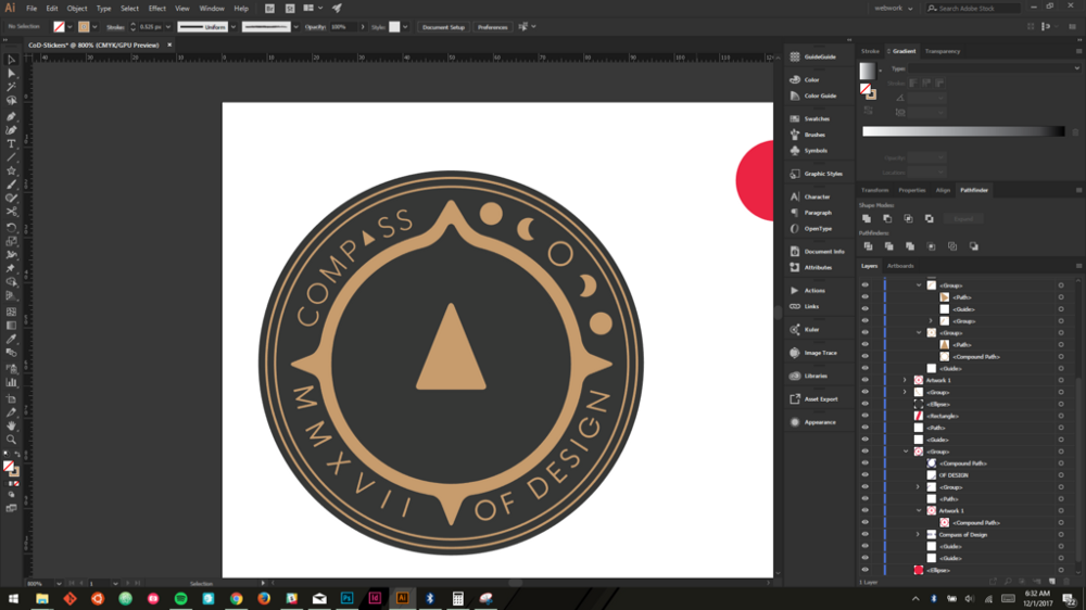 A Compass guide to designing custom stickers - Vinyl Stickers