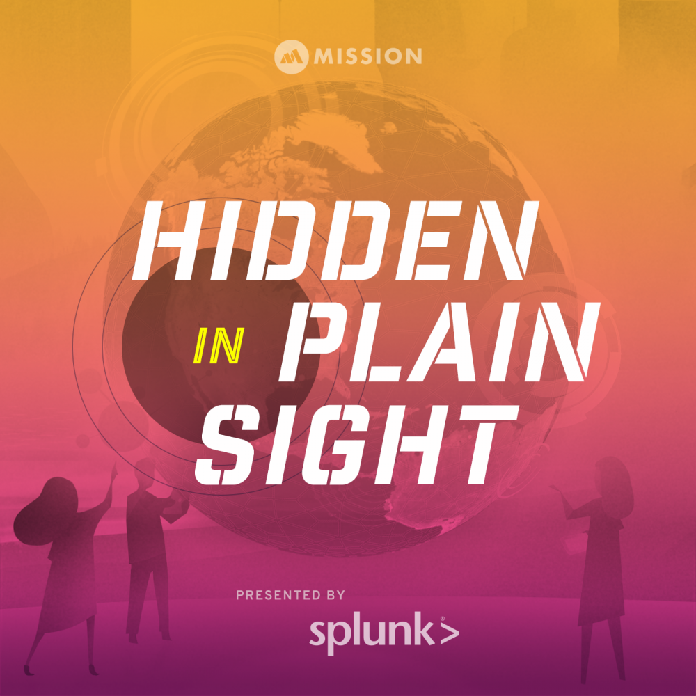 Hidden In Plain Sight is Live!