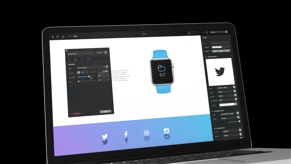 Blocs for Mac — the perfect replacement for iWeb – Eldartech