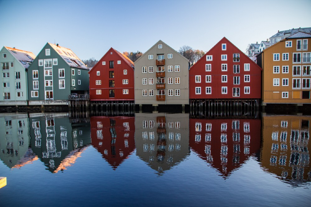 Top Ten Most Camera Positive Places Of Norway