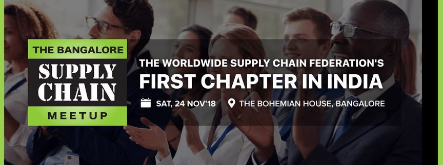 The Bangalore Supply Chain Meetup