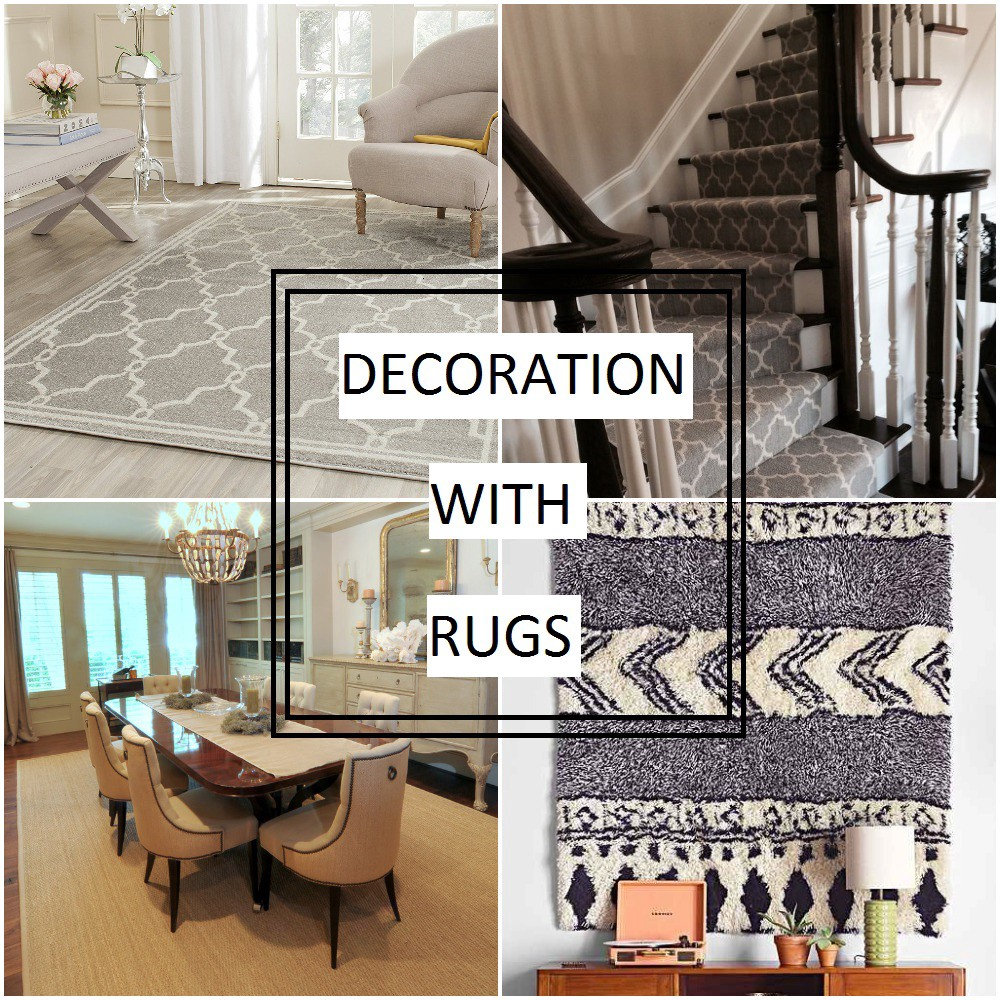 As We Are Also An Online Home For Rugs Canada So Will Recommend Some Type Of Area According To Their Use