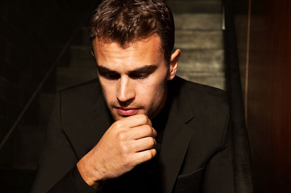 Theo James Talks Personal Style Feeling Comfortable And His Hugo Boss Role In New Interview 2 Stills