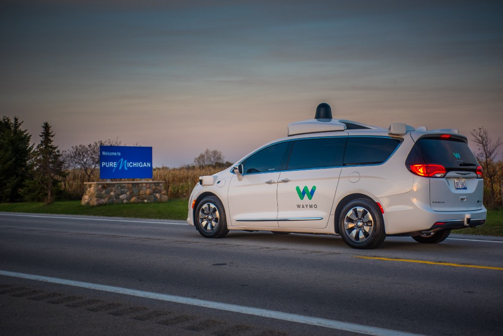 Waymo expandiert in Michigan