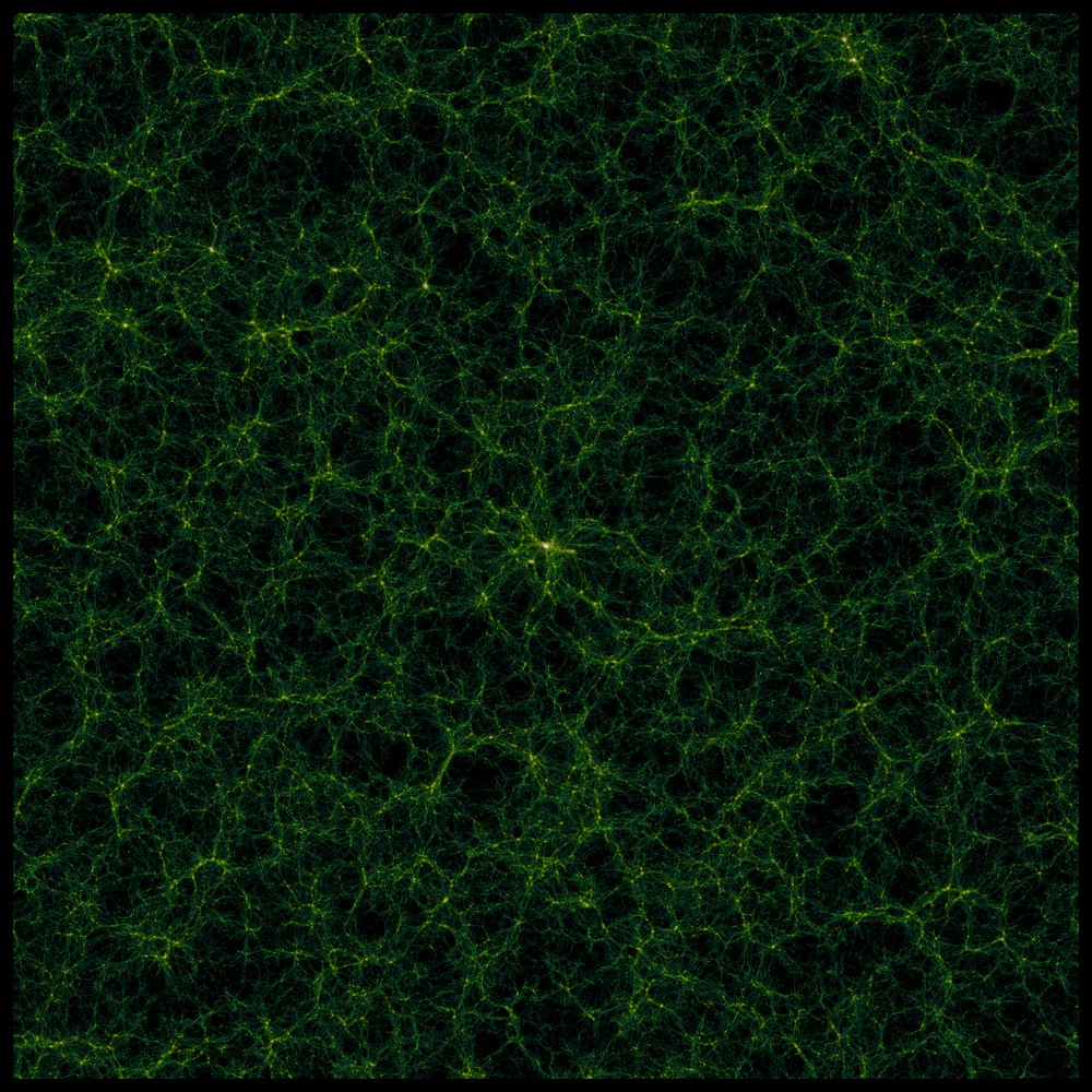 Is The Universe Actually A Fractal-