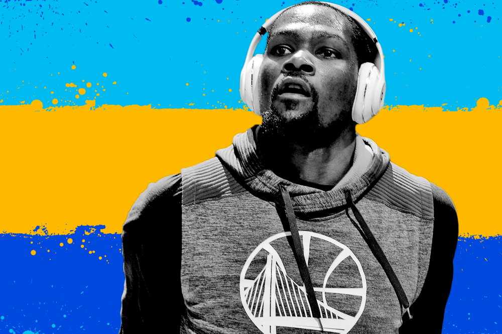 Warriors hopeful Kevin Durant can return in regular season
