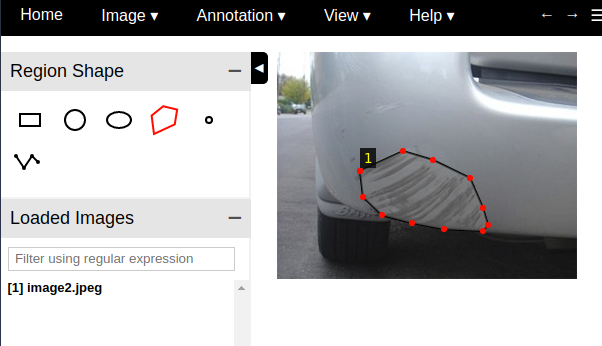 Building a Mask R-CNN Model for Detecting Car Damage (Python