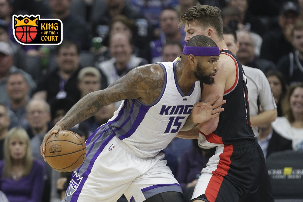 Meyers Leonard on DeMarcus Cousins: 'I Can't Respect Someone Like That'