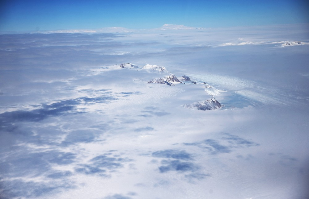 Antarctica is melting more than scientists thought, and it's creating giant waterfalls