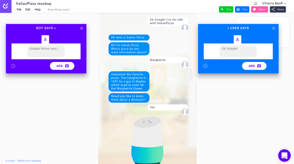 Design For Google Home: The Happy Path