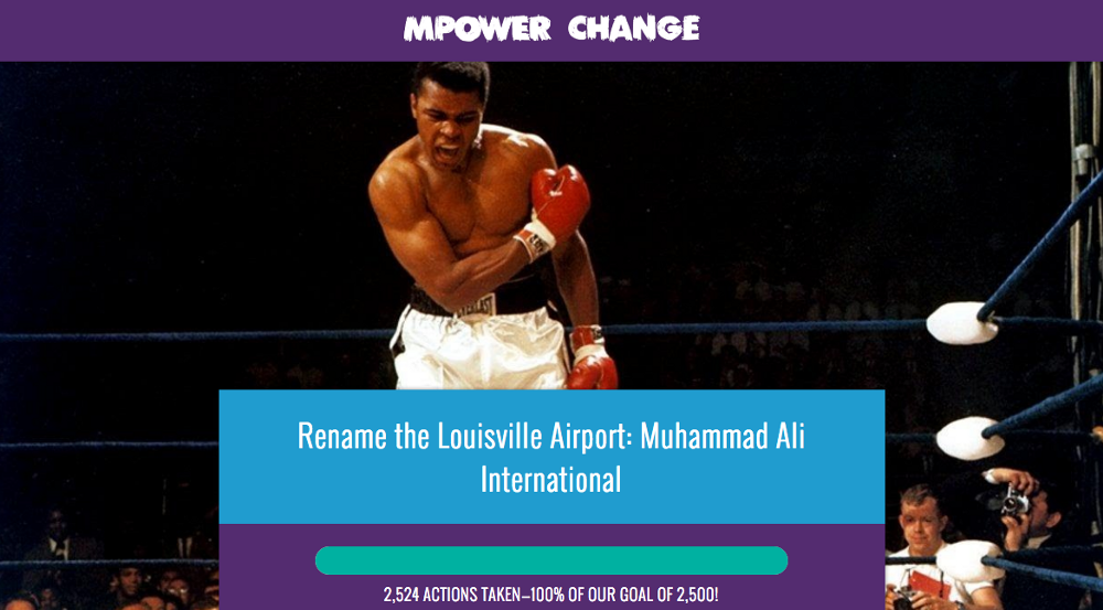 The    Most Innovative Global Muslim Startups      A petition from the MPower Change site