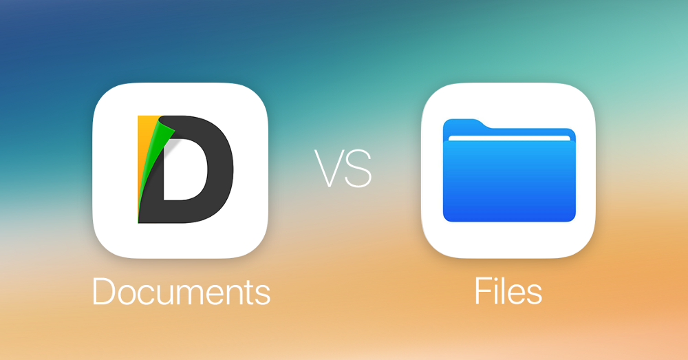 Documents vs Files: Make the Most of Two Apps | Blog