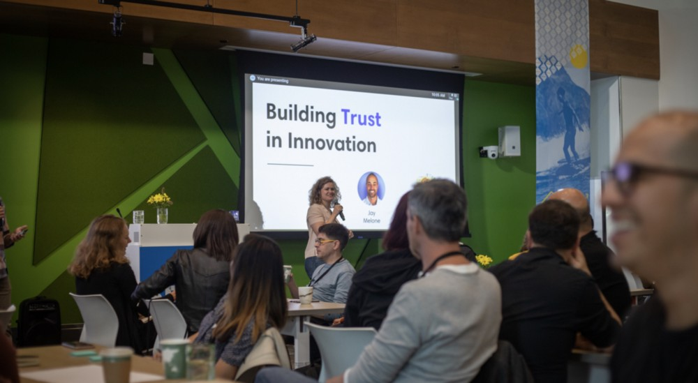 Building trust in innovation
