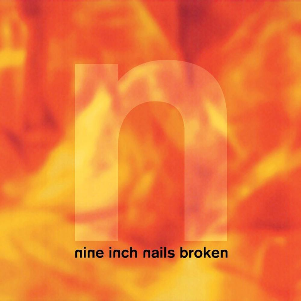 retro review :: nine inch nails :: broken EP (1992)