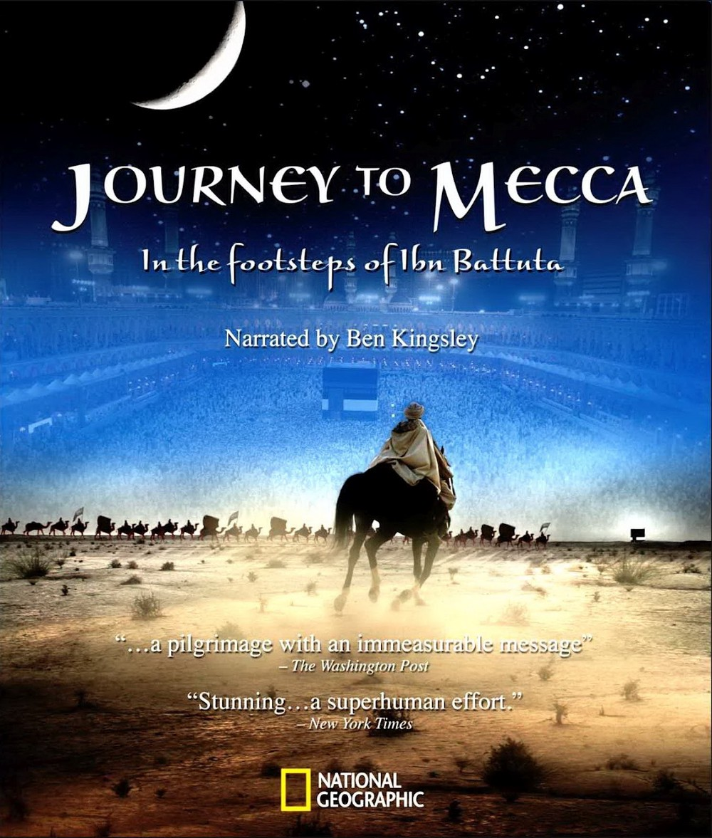 a documentary inside mecca a national geographic film Anisa mehdi is a documentary filmmaker and journalist  she was the first  american to cover the hajj pilgrimage on location in saudi arabia and made  national geographic's acclaimed inside mecca as well as two other hajj films  for pbs.