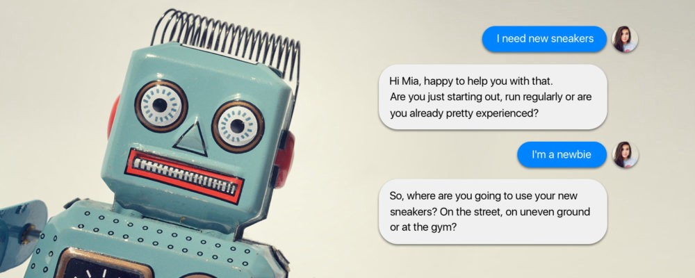 E Commerce Chatbots