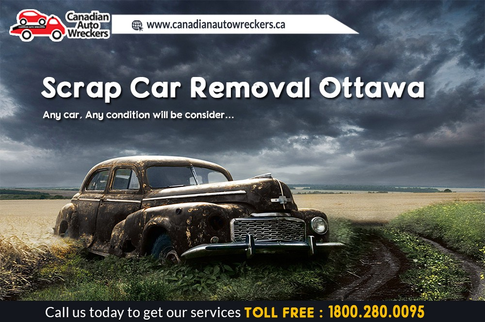 Get More Benefits of junk car removal with Canadian Auto Wreckers ...