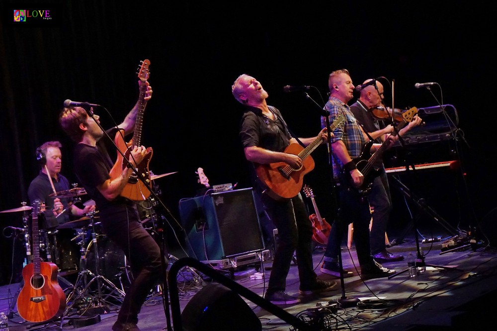 """Brilliant!"" The Young Dubliners LIVE! at Toms River's Grunin Center"