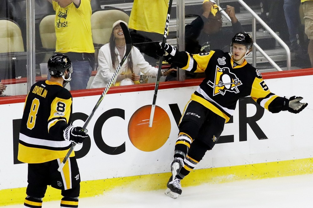 5 astonishing stats about Pittsburgh Penguins rookie Jake Guentzel