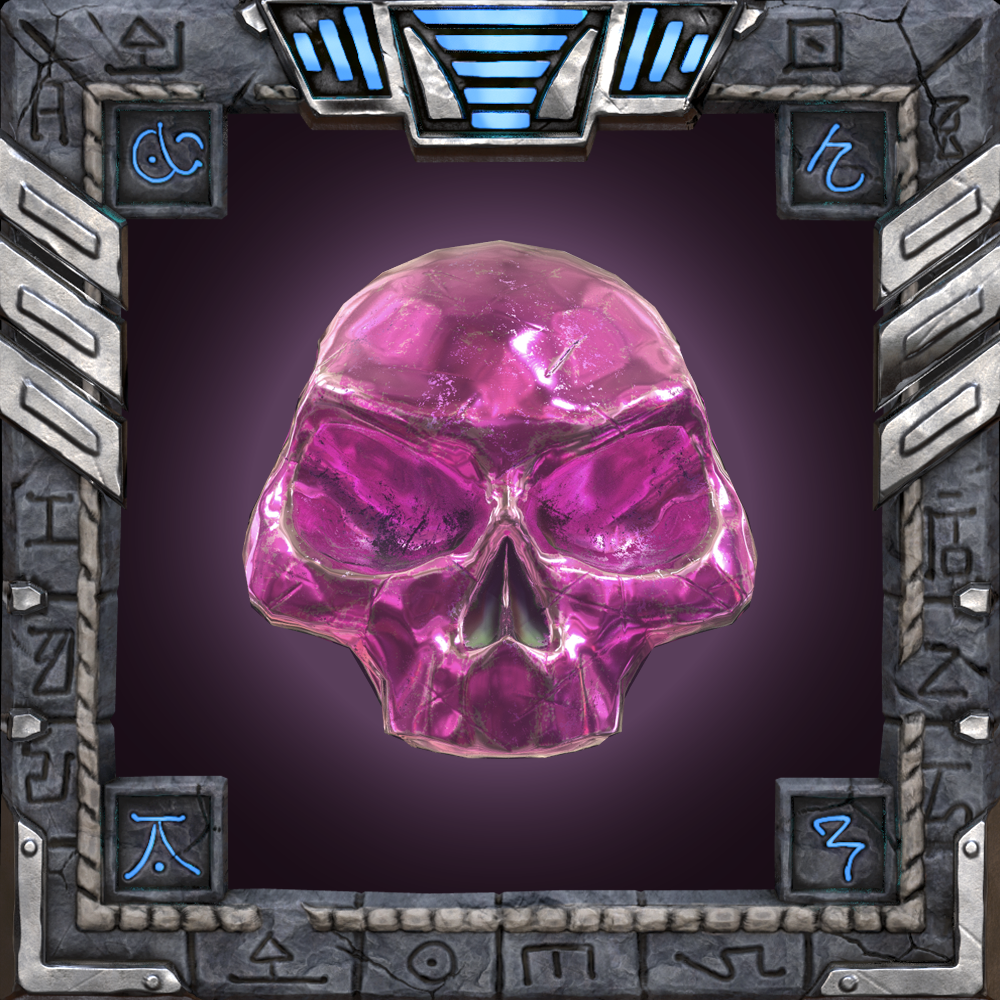 Forgotten Skulls: turning in a complete collection