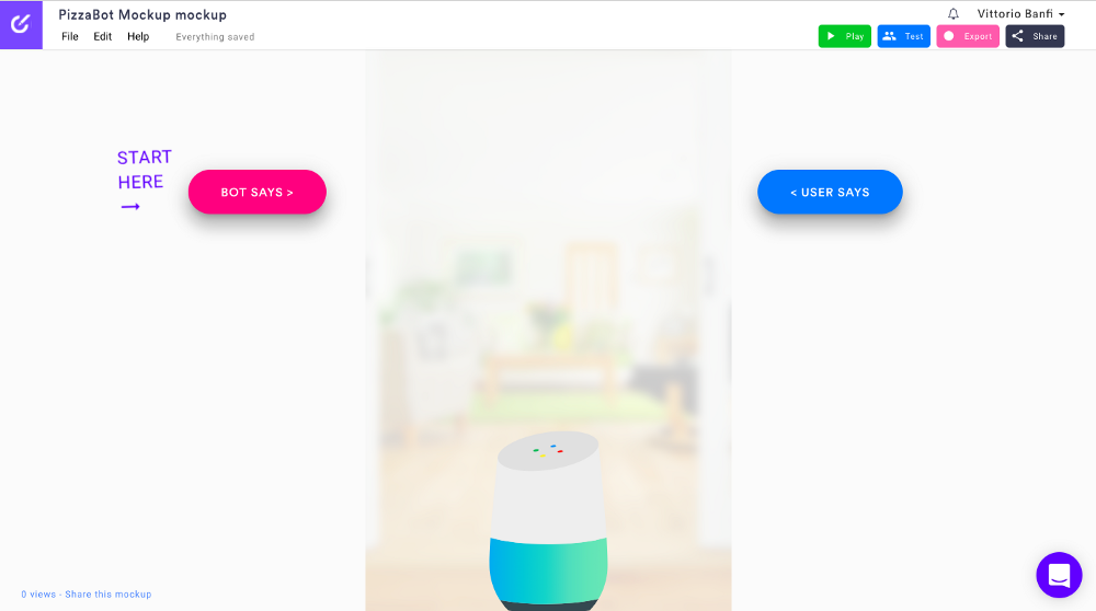 Design for Google Home: Start