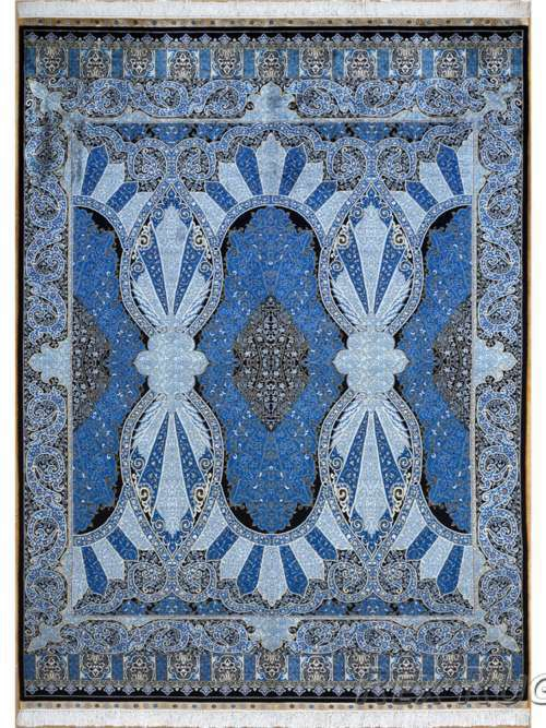 A love of Turkish silk rugs expresses a collector's appreciation of culture, history, and time-honored ancient traditions.
