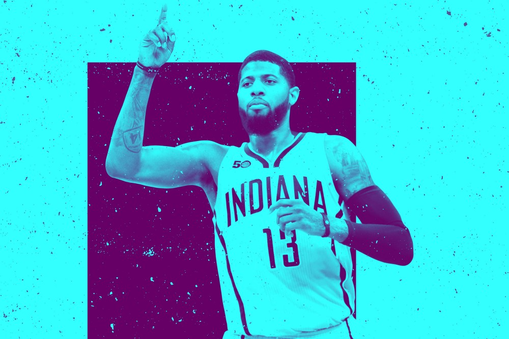 Paul George committed to playing for Pacers in 2017-18