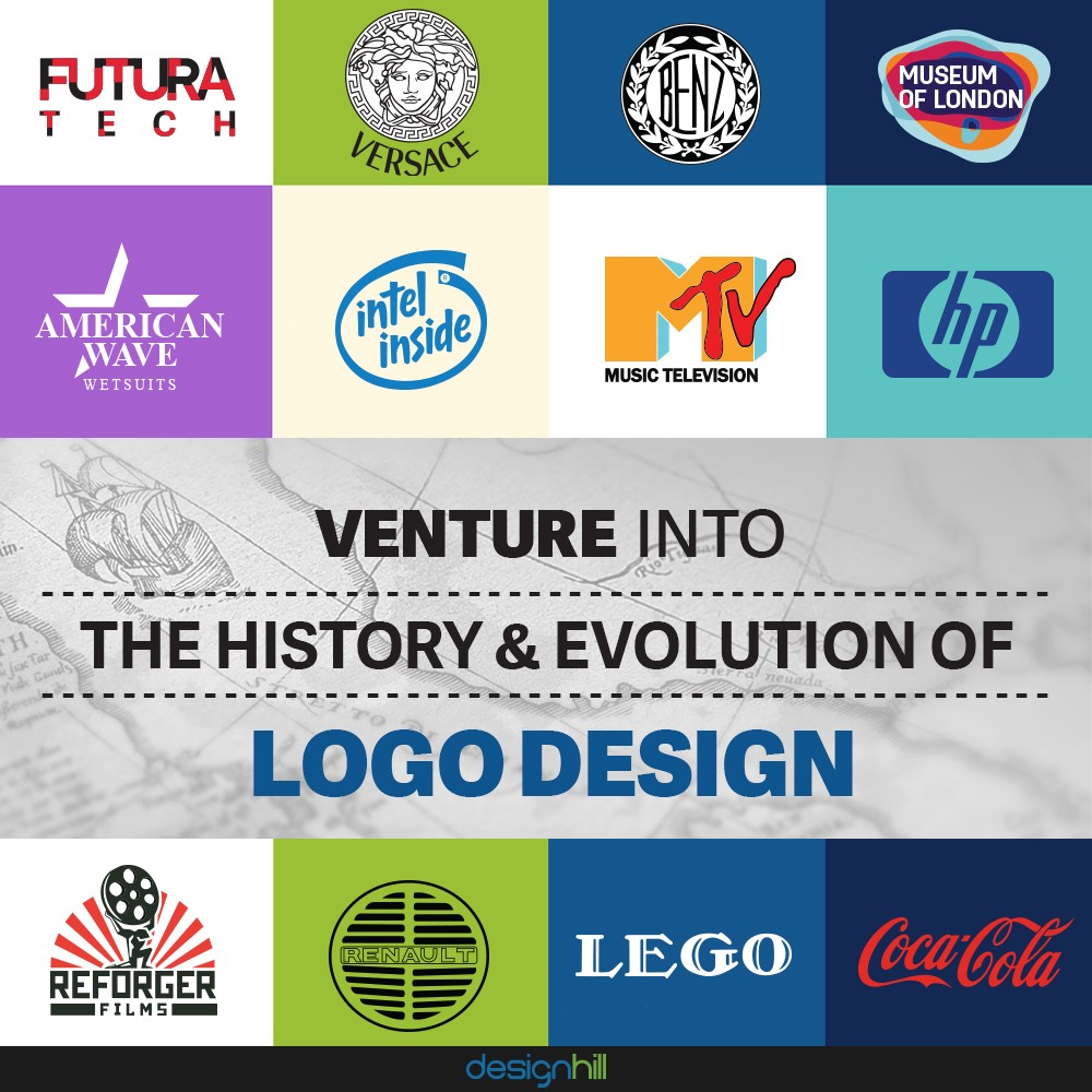 c44d0ea6c1f2 The Evolution of Logo Design – Nitesh Pundhir – Medium