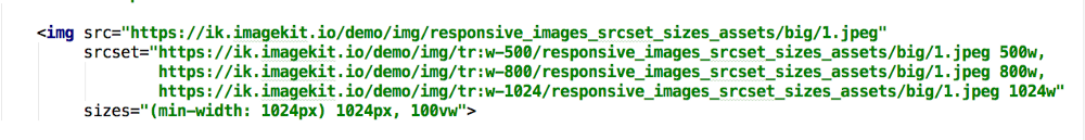 Deliver Responsive Images Across Multiple Devices