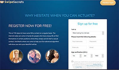 How to find out if someone is real on a hookup site