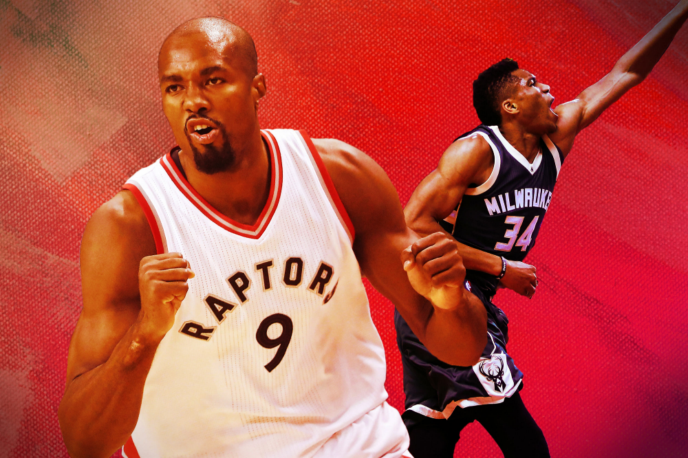 Serge Ibaka is a game-time decision for Game 2