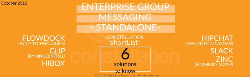 Hibox, Ranking, Enterprise Group Messaging, Silicon Valley