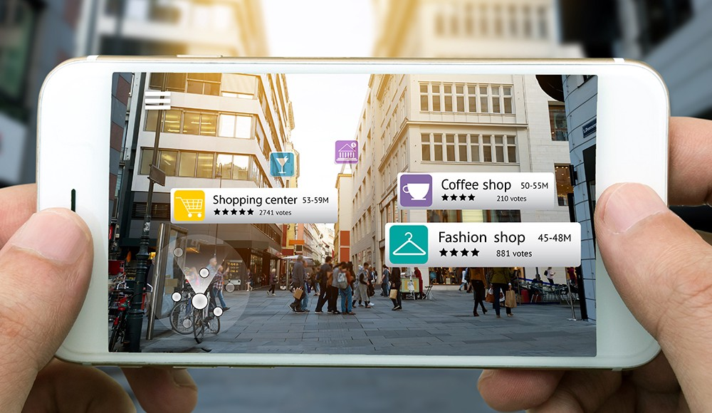 Image result for The 50 Best Augmented Reality Apps for iPhone, iPad & Android Devices