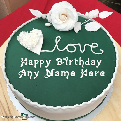 How To Wish Birthday Friends With Name Cakes