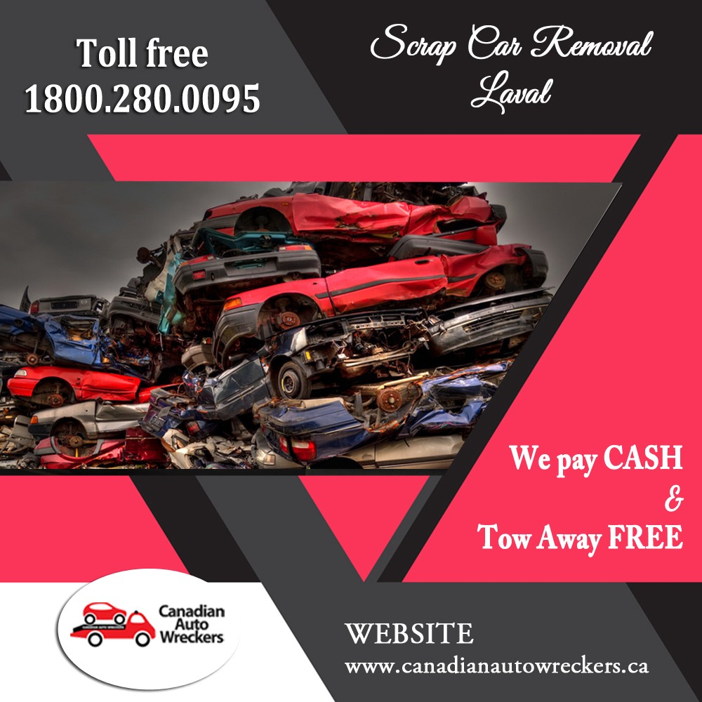 Find the licensed scrap car company in nearest place