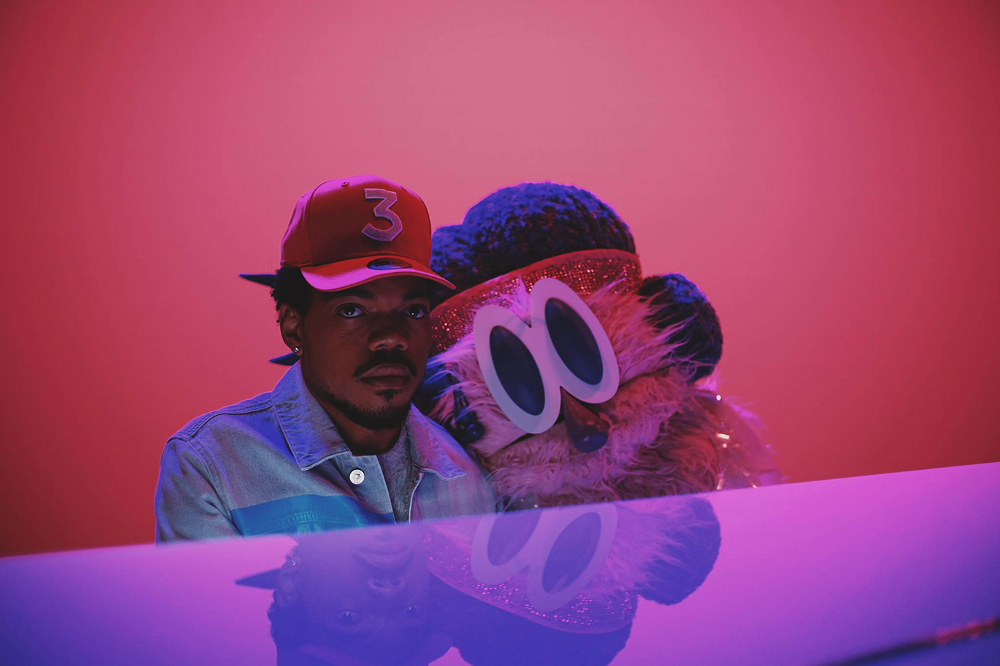 Chance The Rapper Serenades With A Puppet In The 'Same Drugs' Video