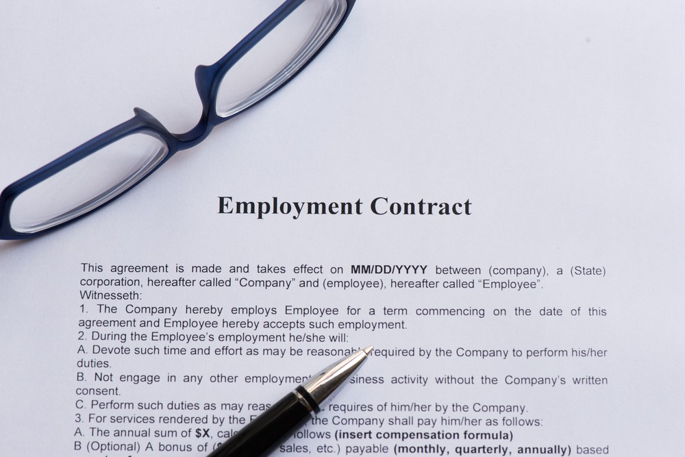 AtWill Employment And Employment Contracts  Patrick Henry  Medium
