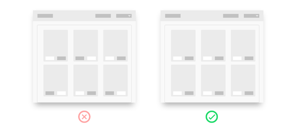 UX Best Practices - Buttons - Graphic