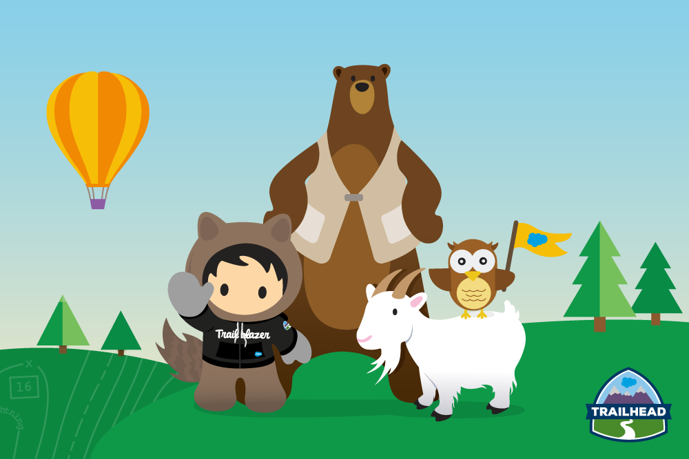 trailhead is revolutionizing salesforce education and empowering anyone to get a job in the digital economy after all there is no shortage of demand for