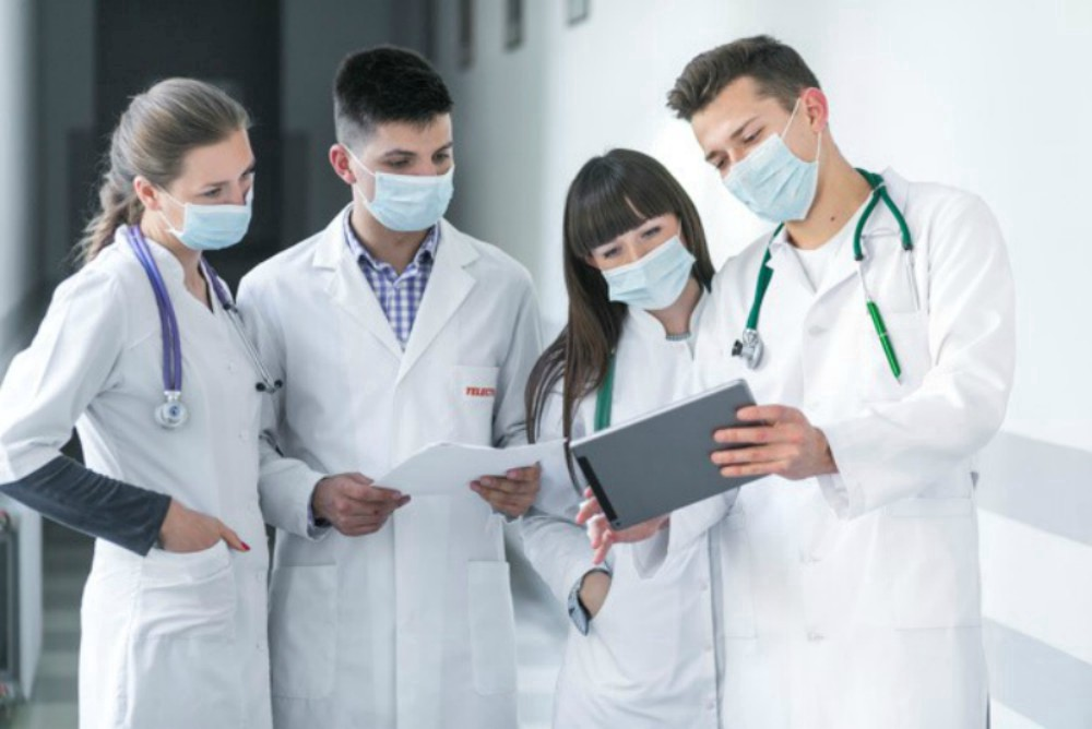 Conjectures About Sharing Resources: what can we learn from physicians' marketplace?