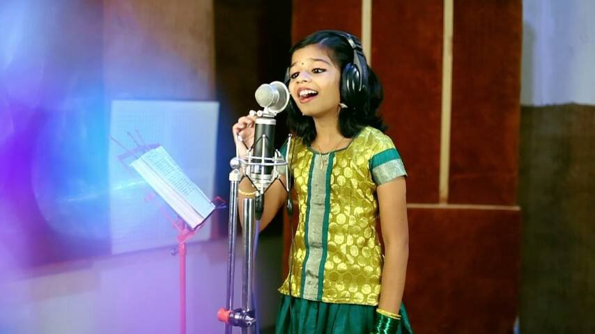 Sreya Jayadeep Indian Playback Singer