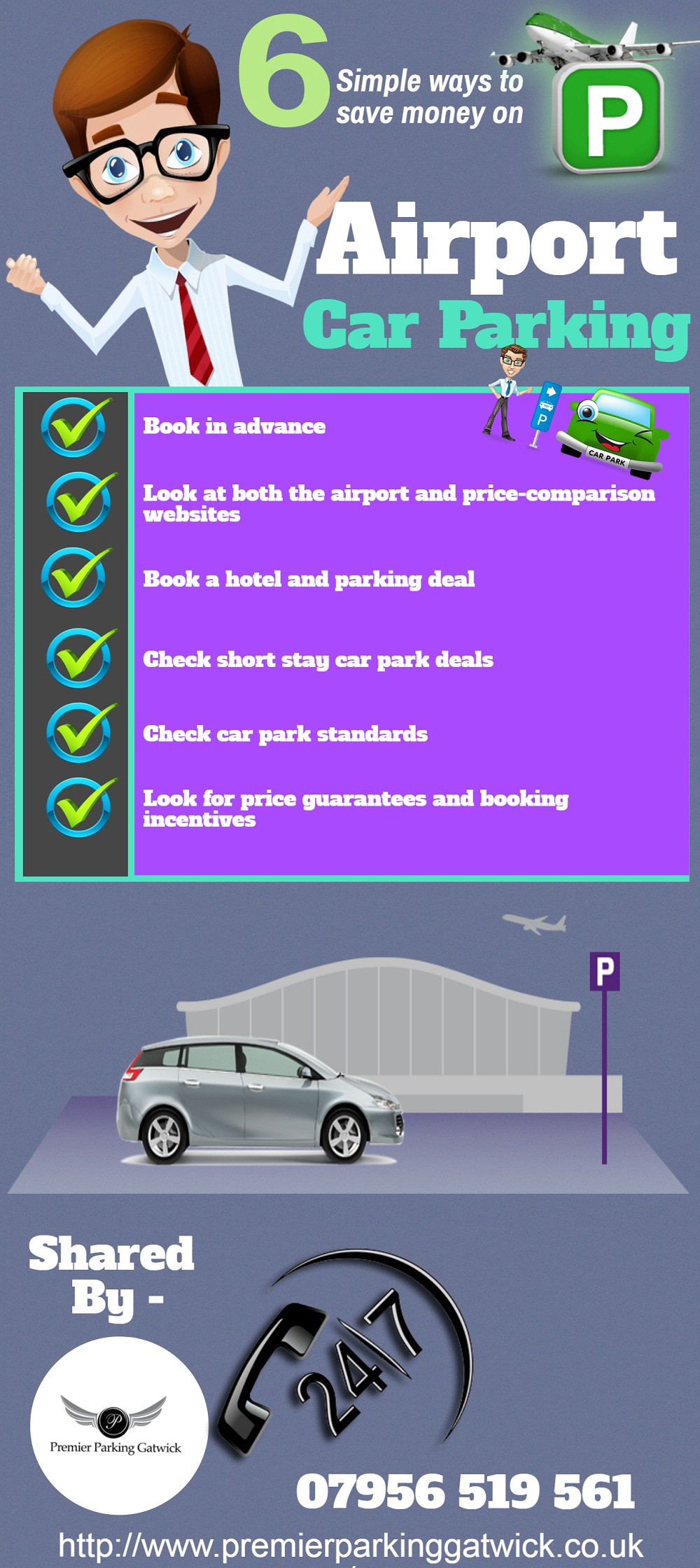 6 Simple Ways To Save Money On Airport Car Parking Premier Parking
