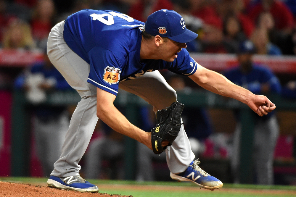 Dodgers place Rich Hill on disabled list