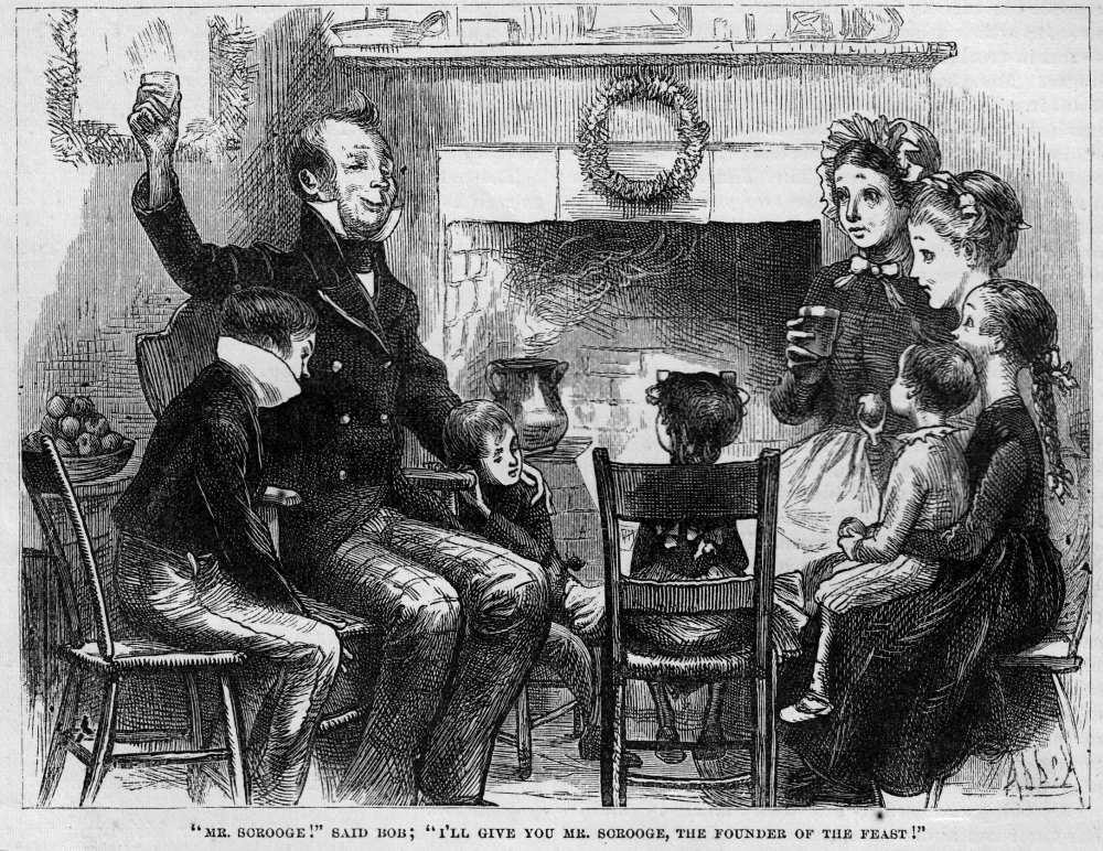one of the best novellass ever written is a christmas carol in prose being a ghost story of christmas commonly known as a christmas carol - Best Version Of A Christmas Carol