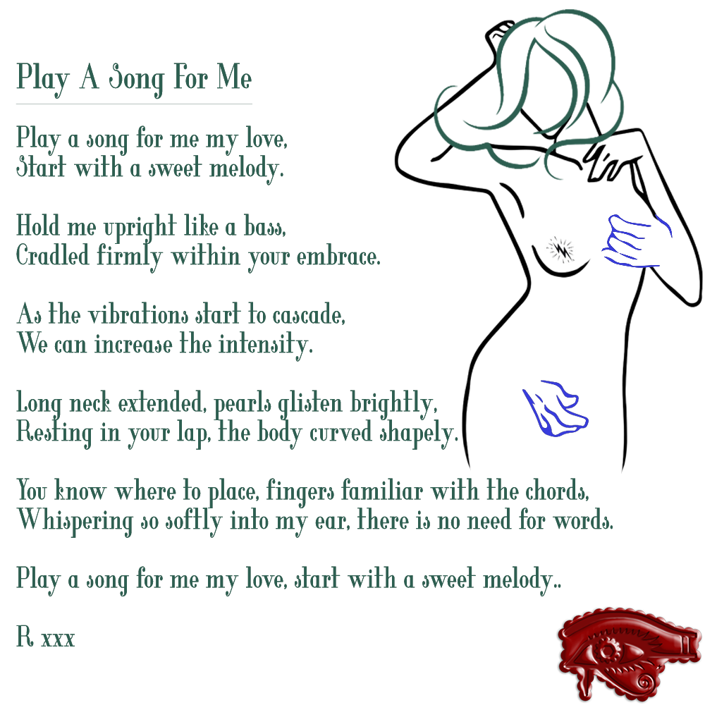 play a song for me eyeofraux medium