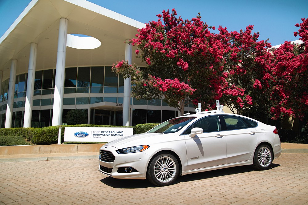 Ford S Road To Full Autonomy Newco Shift
